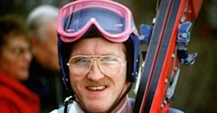 ALL SPORTS Eddie The Eagle, aka Eddie Edwards - 0