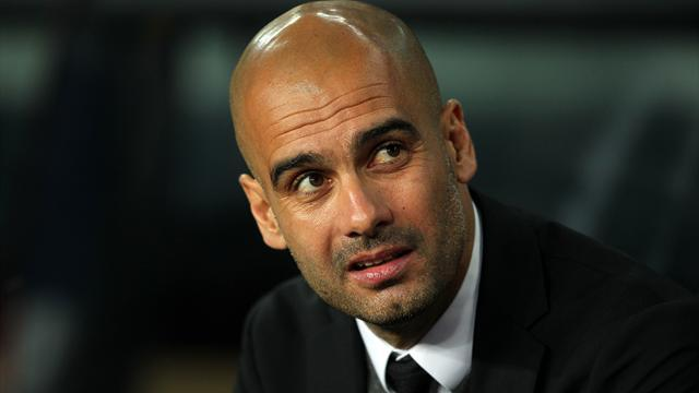 Bundesliga - Factbox: Pep Guardiola