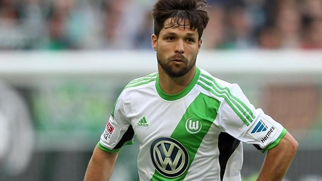 Bundesliga - Wolfsburg's Diego 'rejects Qatar move' as he eyes Atletico