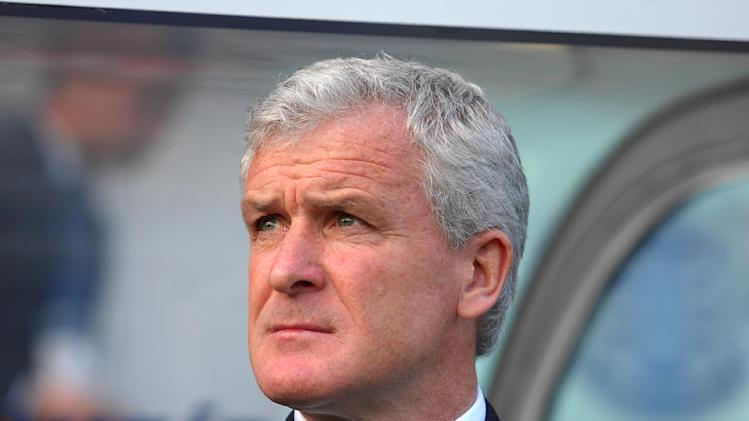 Mark Hughes has seen his side take just two points from seven games
