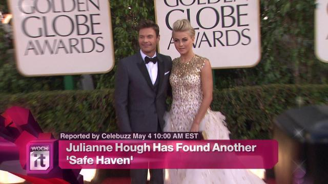 Entertainment News - Julianne Hough, Demi Lovato, Joel Edgerton