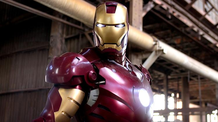 Superhero Box Office by the Numbers 2011 Iron Man