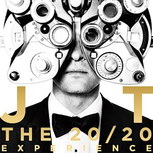 Justin Timberlake's New Album Artwork, Track List Revealed