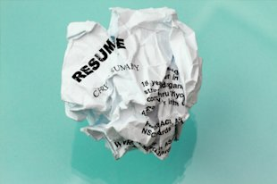 Your Resume's Kiss of Death: 10 Words to Avoid image istock 000018772934xsmall
