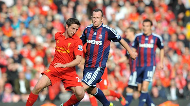 Gary Monk has praised Joe Allen, left