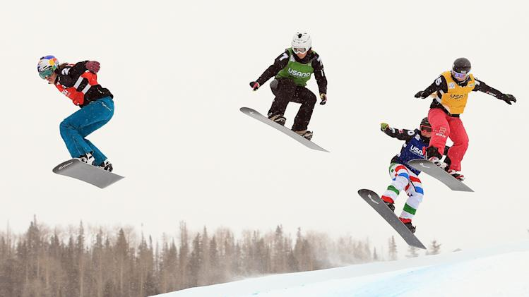 USANA Snowboardcross World Cup