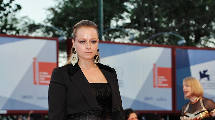 "Award Ceremony And ""L'Homme Qui Rit"" Arrivals - The 69th Venice Film Festival"
