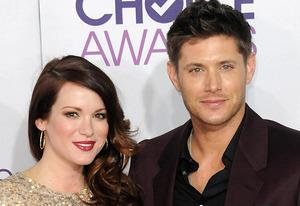 Danneel Harris Ackles and Jensen Ackles | Photo Credits: Albert L. Ortega/Getty Images