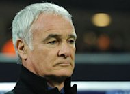 Under-pressure Inter Milan boss Claudio Ranieri, pictured in 2011, believes he has until the end of the season to turn around the club's fortunes in a torturous season that has led to mounting calls for him to be sacked