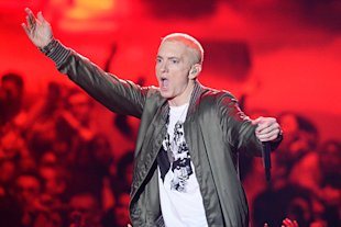 Eminem, also known as Marshall Mathers. (The Wrap)