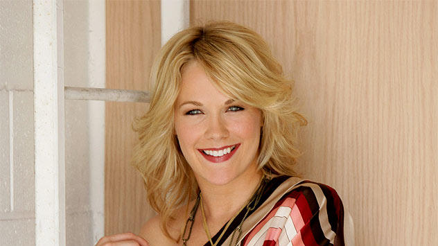 Andrea Anders stars in The Class on CBS.
