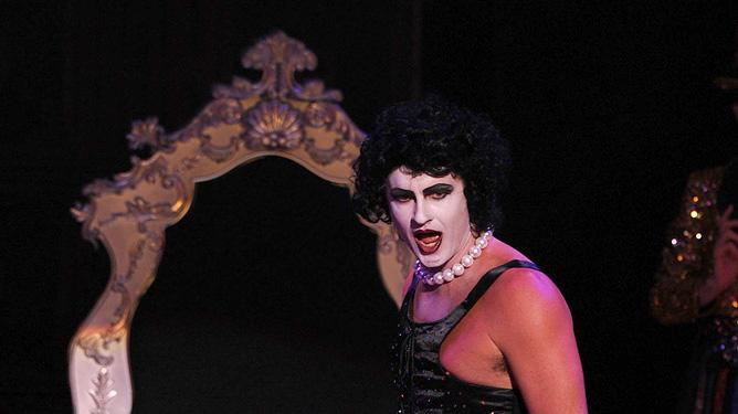 35 Anniversary Rocky Horror Picture Show Gala 2010 Tim Curry