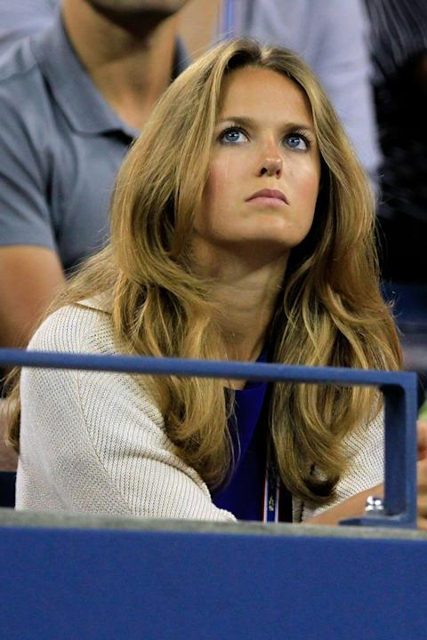 Kim Sears est la copine du joueur de tennis britannique Andy Murray (Chris Trotman/Getty Images)
