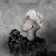 "This CD cover image released by Capitol records shows the latest release by Emeli Sande, ""Our Version of Events."" (AP Photo/Capitol)"