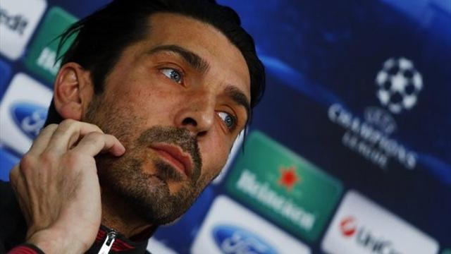 Serie A - Buffon expects a tough Scudetto battle