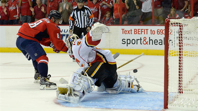 Ice Hockey - Injury blow for Flames goalie Ramo