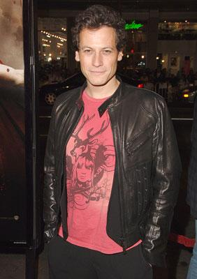 Ioan Gruffudd at the Los Angeles premiere of Warner Bros. Pictures' 300