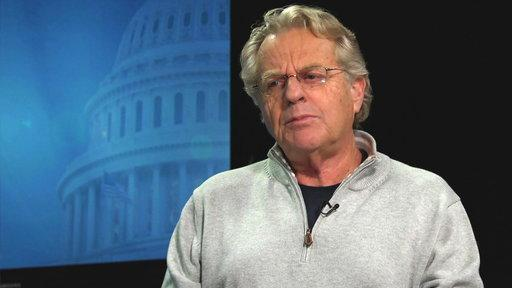 Jerry Springer On the Only Difference Between Today's Politics & His Talk Show: The Politicians Have More Teeth