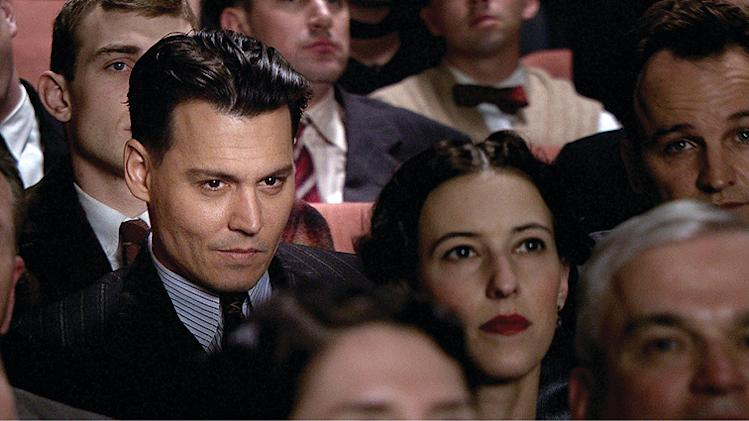 Public Enemies Production Photos 2009 Universal Pictures Johnny Depp