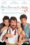 Poster of Three Men and A Baby
