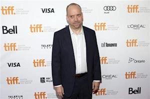 "Paul Giamatti arrives for film screening of ""12 Years a Slave"" at the 38th Toronto International Film Festival in Toronto"
