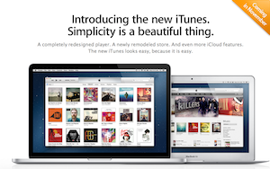 Apple Delays Update to iTunes Until Late November for Further Tweaking