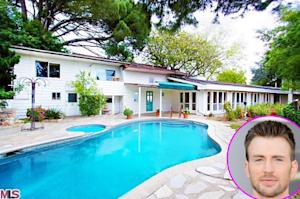 Chris Evans Buys Hollywood Hills Home for $3.52 Million: Pictures