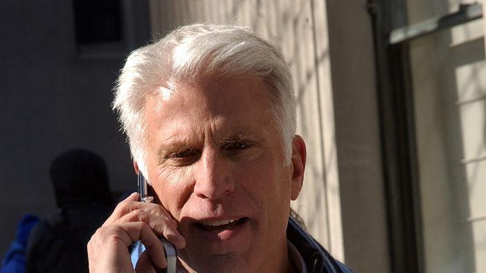 Ted Danson stars as Arthur Frobisher in the legal thriller Damages.