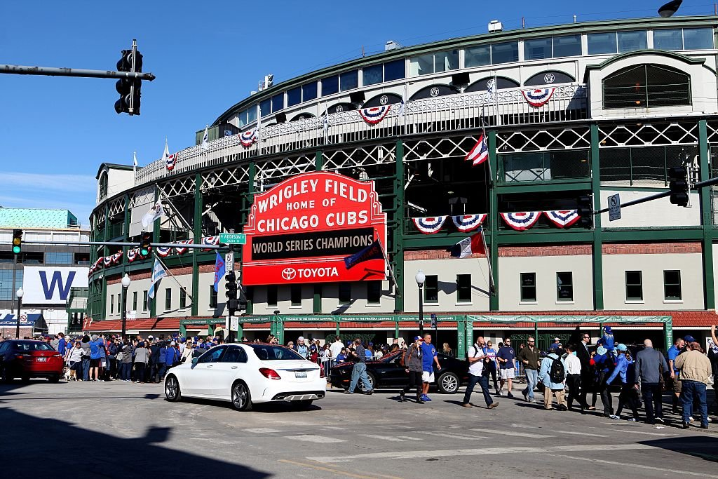 Wrigley Field could host a bowl game in 2020. (Getty)