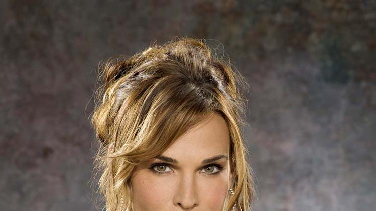 Molly Sims stars as Delinda Deline on Las Vegas.