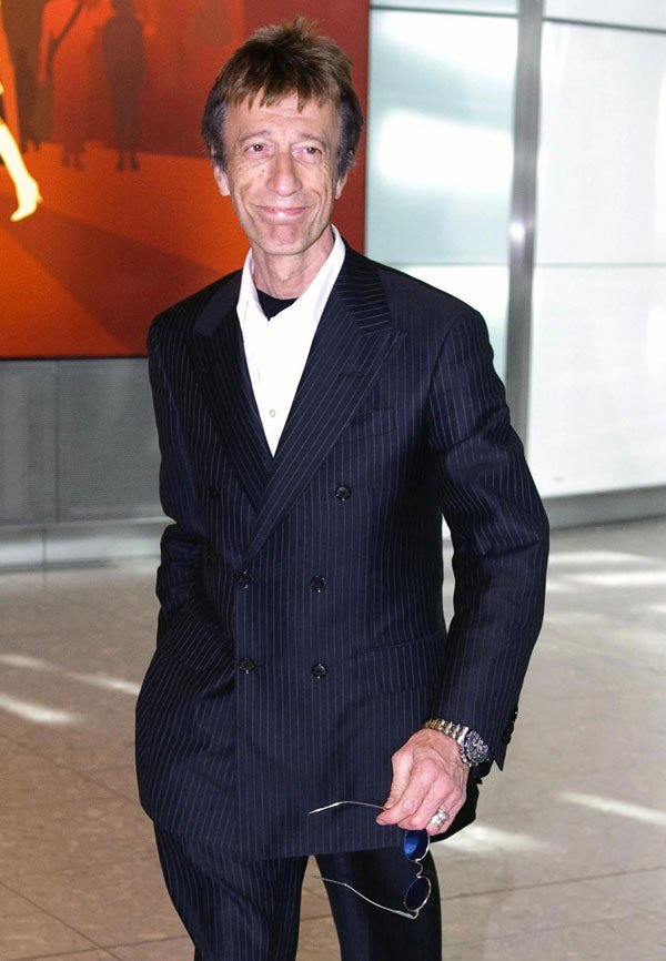 Robin Gibb Dies At 62: His Life In Photos