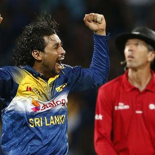 Dilshan can't get enough of Pallekele