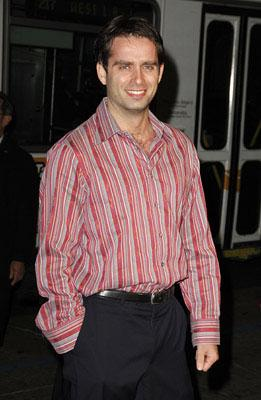 Premiere: Bruno Campos at the LA premiere of Warner Bros. Pictures' Firewall - 2/2/2006