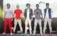 One Direction performs live on stage at Hisense Arena in Melbourne, Australia on April 16, 2012 -- Getty Images
