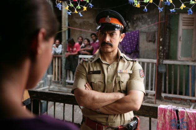 Aamir gave Talaash a miss?