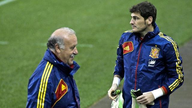 Liga - 'No issue' between Arbeloa and Casillas