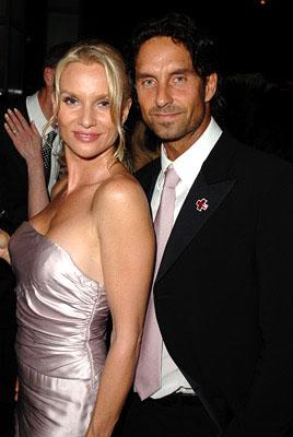 Nicollette Sheridan and Nick Soderblom Governor's Ball Emmy Awards - 9/18/2005