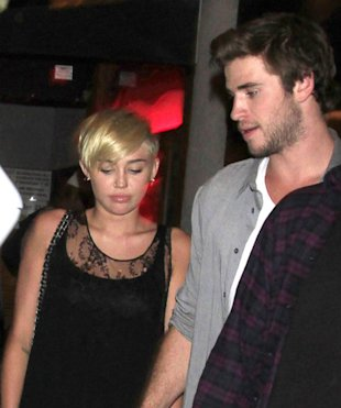 Miley Cyrus On Fiance Liam Hemsworth's Unicorn Costume: 'That S*** Was Crazy'