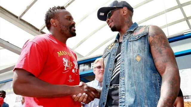 Boxing - Chisora beats Scott, wins vacant WBO title
