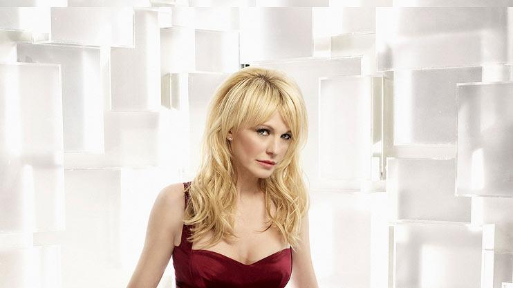 "Kathryn Morris stars as Det. Lilly Rush on ""Cold Case."""