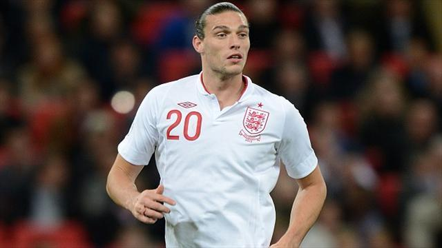 Football - Carroll hoping to impress Hodgson
