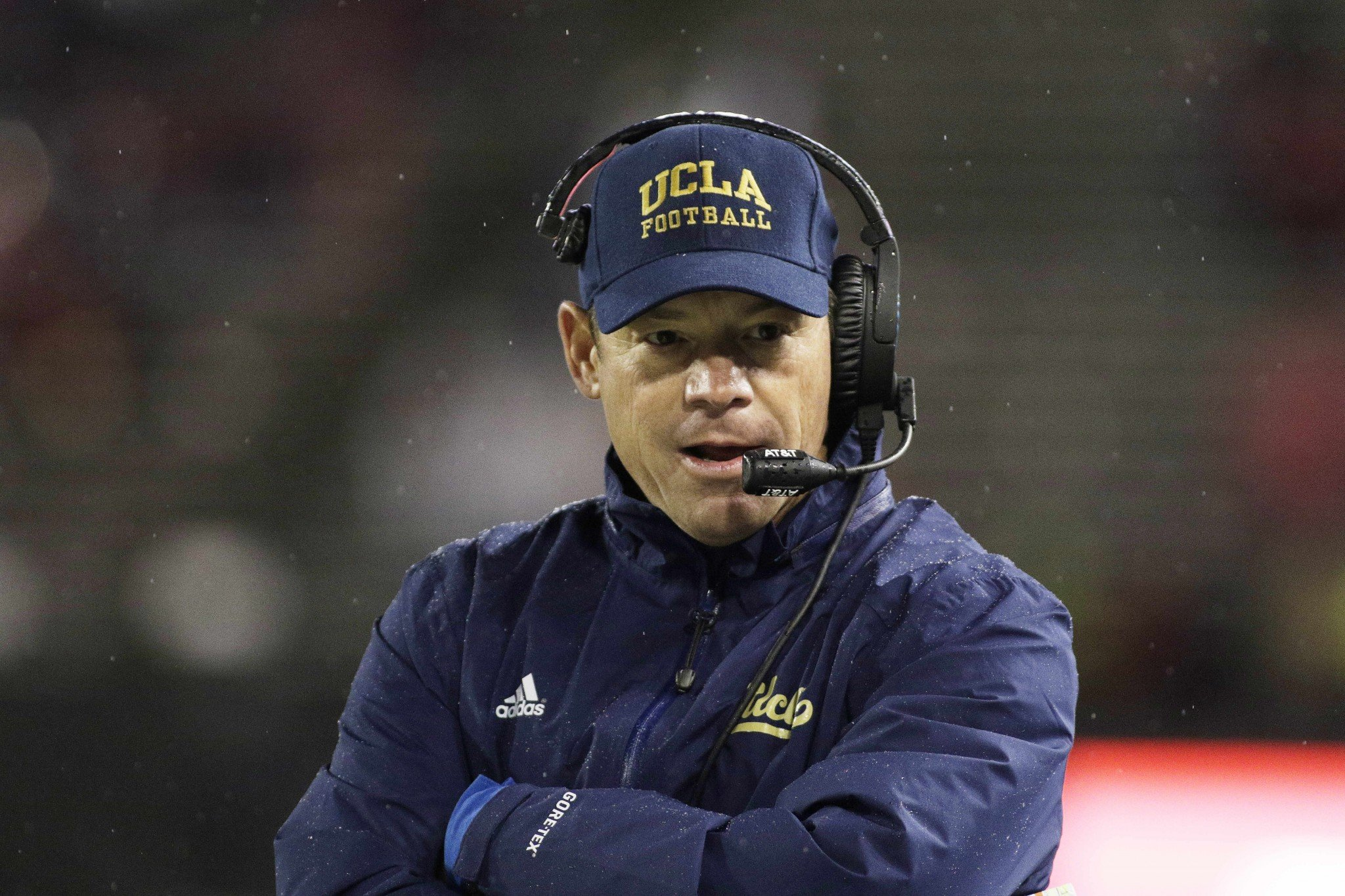 California retains slim bowl hopes with 36-10 win over UCLA