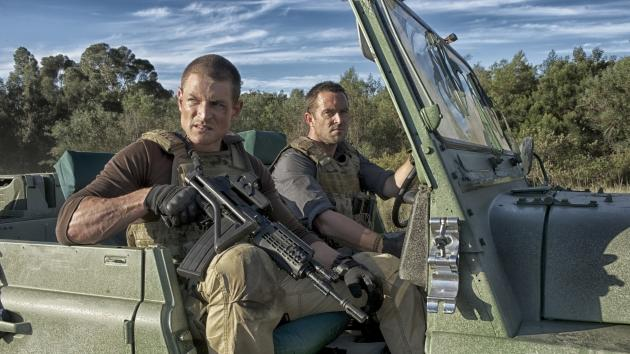 Philip Winchester and Sullivan Stapleton in Cinemax's 'Strike Back' -- David Bloomer/Cinemax