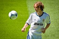Word on the Tweet: Tottenham stars congratulate Modric following Real Madrid move
