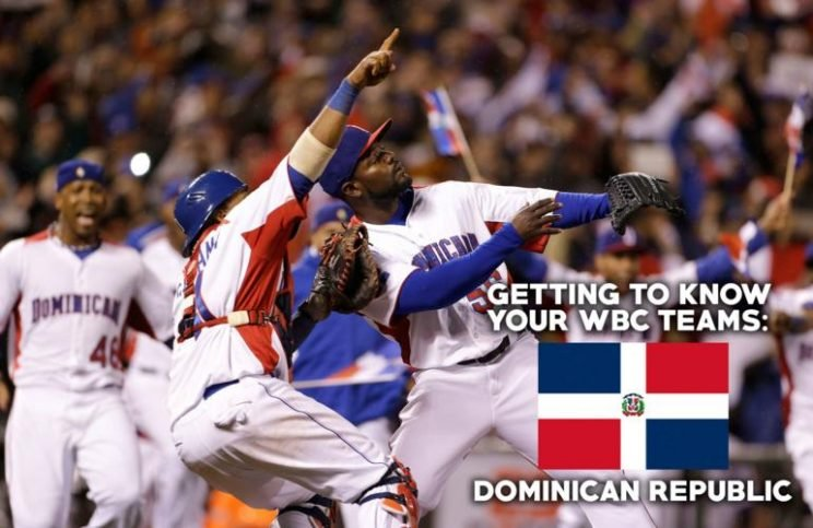The Dominican Republic has its sights set on another WBC championship. (AP)