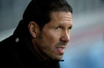 It would be an 'honour' to coach Inter, says Simeone
