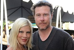 Tori Spelling and Dean McDermott | Photo Credits: Michael Kovac/Getty Images