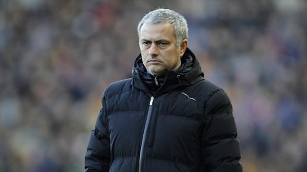 Jose Mourinho will watch his Chelsea side face Galatasaray on Wednesday