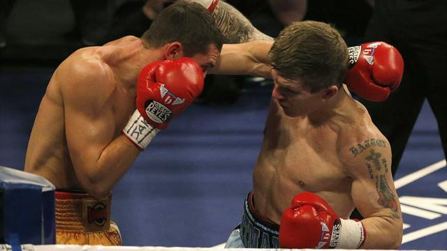 Boxing - Hatton's comeback ends in ninth-round knockout