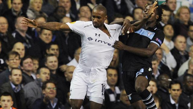Europa League - Lazio fined 40,000 euros for racism at Spurs